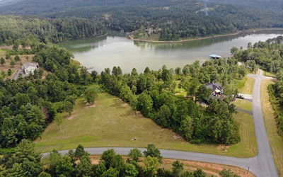 Land for sale on Lake Nottely