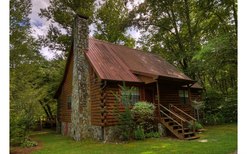 Creek Front Cabins For Sale In Blue Ridge Ga
