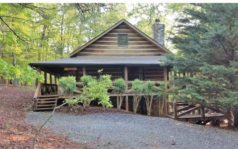 Private Getaway Just Minutes from National Forest--$239,000