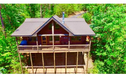 146 ROSIEY LANE, Cherry Log, GA 30522