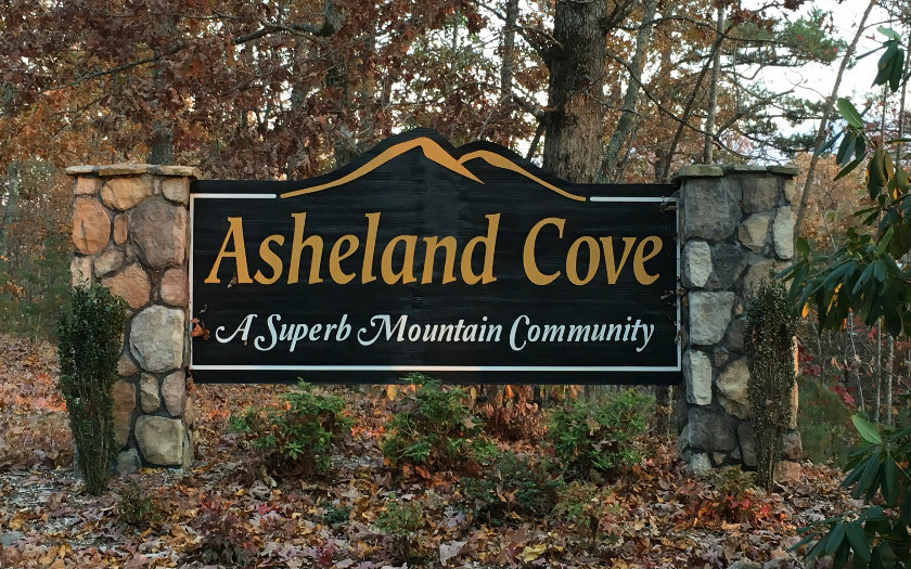 LOT12  ASHELAND COVE