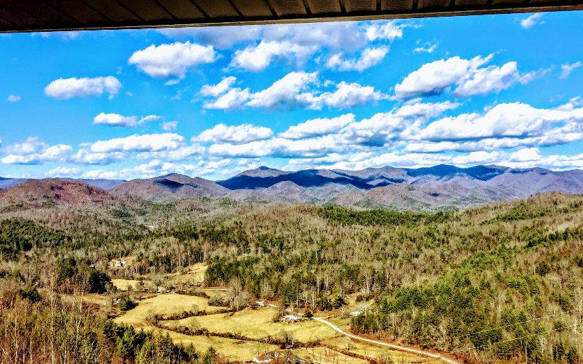 NC Mountain Home ,155 JIM KEPHART DRIVE,Murphy,North Carolina 28906,view,cabins,mountain homes for sale