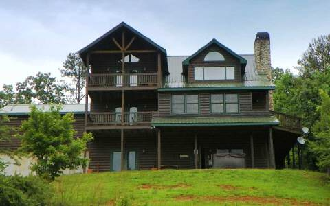 199  WHITE PINE RIDGE, ELLIJAY, GA