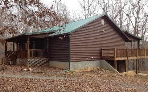 276  THOMAS MOUNTAIN ROAD, MORGANTON, GA