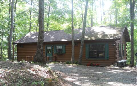 286  LAUREL CREEK, CHERRY LOG, GA