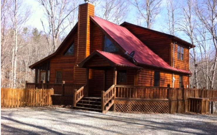108 MOUNTAIN HIDEAWAY, Blue Ridge, GA 30513