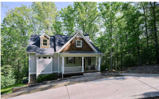 114  CHERRY COURT, ELLIJAY, GA