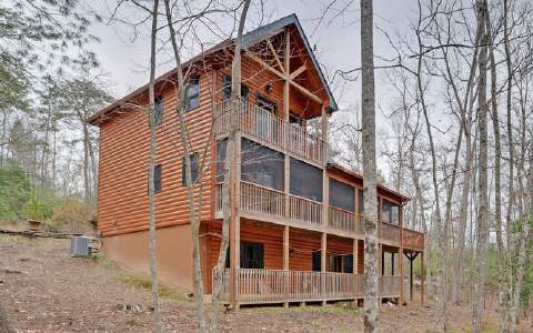 80  NORTH HIAWATHA TRAIL, BLUE RIDGE, GA