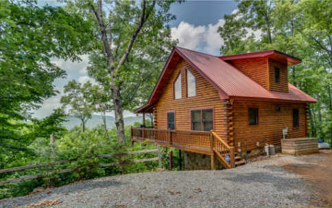 829  RIPSHIN MOUNTAIN RD, BLUE RIDGE, GA