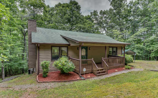 61  CHICKASAW COURT, ELLIJAY, GA