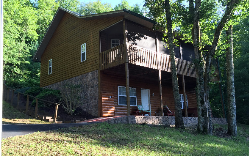 North Carolina Mountain Home ,437 RIVER COVE LANE,Hayesville,North Carolina 28904,view,cabins,mountain homes for sale RIVER COVE LANEAdvantage Chatuge Realty