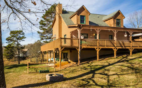 626  OLD EVANS ROAD, MURPHY, NC