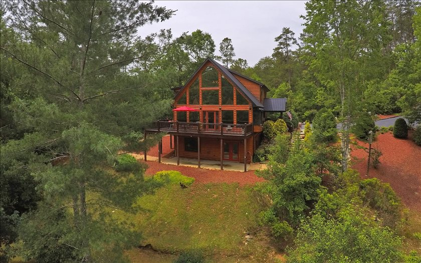 267 BENTON MACKAYE TRAIL, Cherry Log, GA 30522