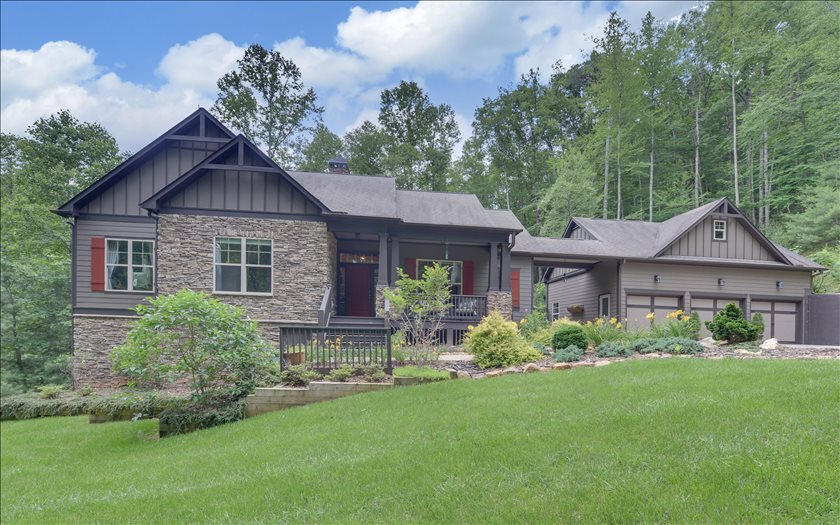 163 WILDCAT TRAIL, Suches, GA 30572
