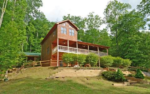 1645 W. CAMPBELL CAMP ROAD, BLUE RIDGE, GA