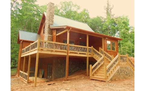 LOT 9 TRAILS AT THOMAS MTN, MORGANTON, GA