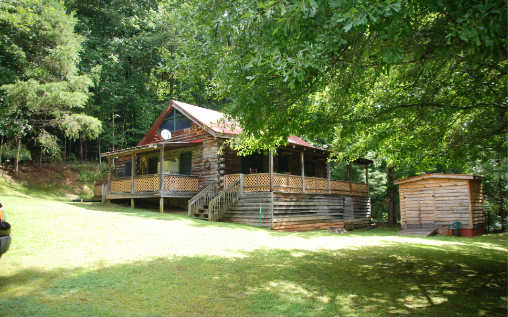 228  HOOTY HOOT HOLLER RD, SUCHES, GA