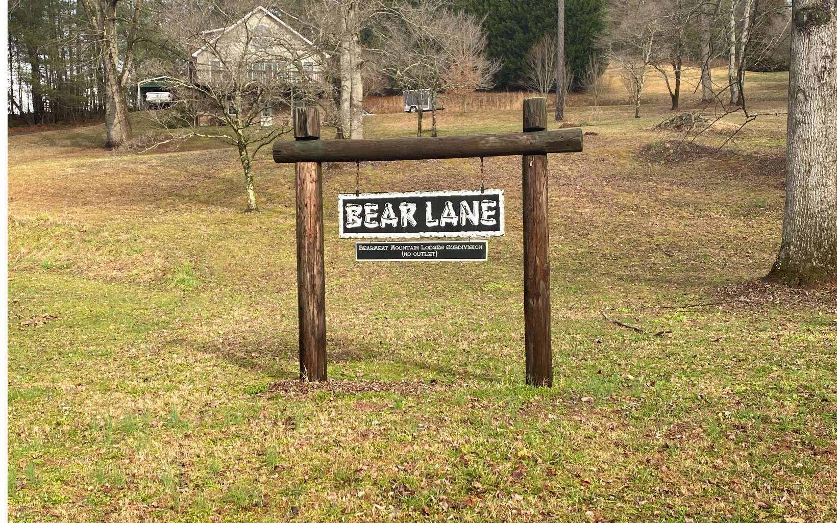 LT 3  BEAR LANE