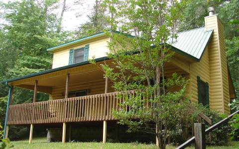 383  JOHNS RIDGE RD, BLUE RIDGE, GA