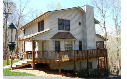 433  DEER RUN RD, BLAIRSVILLE, GA