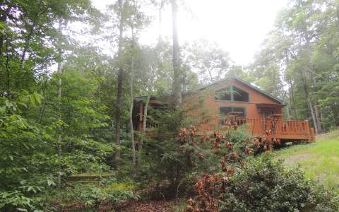 340  OAKEY RIDGE ROAD, MORGANTON, GA