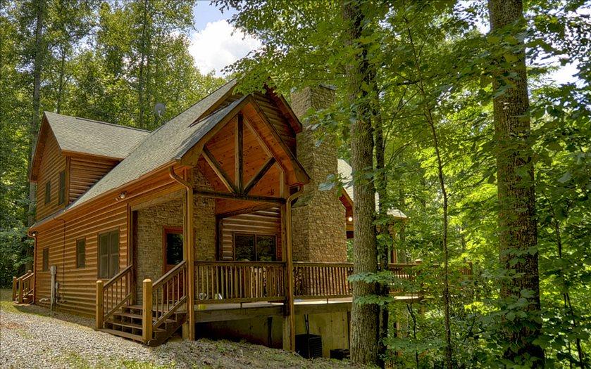 Homes for sale in blue ridge ga north georgia mountain for Cabins for sale blue ridge mountains
