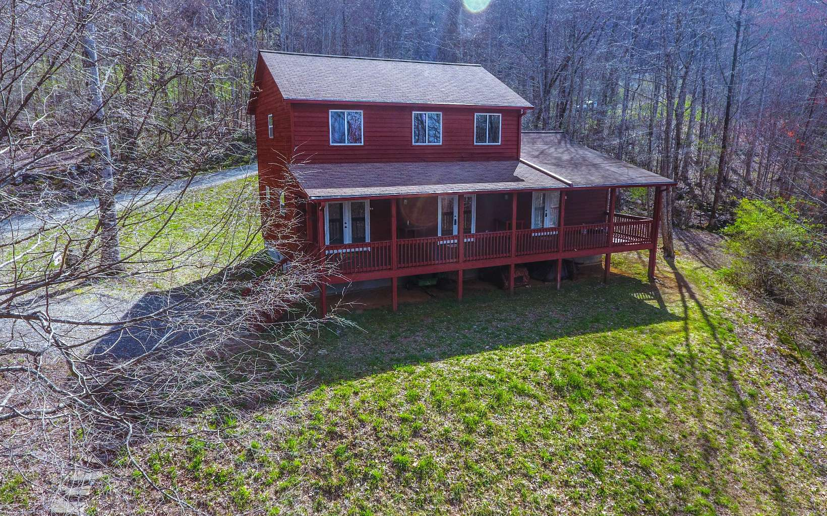 766 SOUTH BROOKS COVE RD, Hayesville, NC 28904