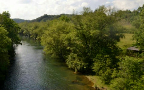 41ACS  TOCCOA RIVER/HWY 515