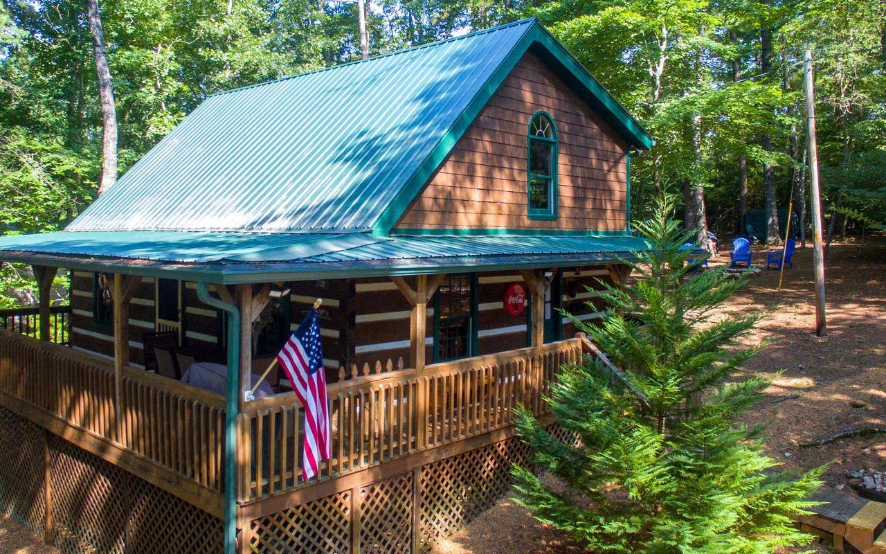 Mountain Homes and Cabins for sale in Ellijay, GA
