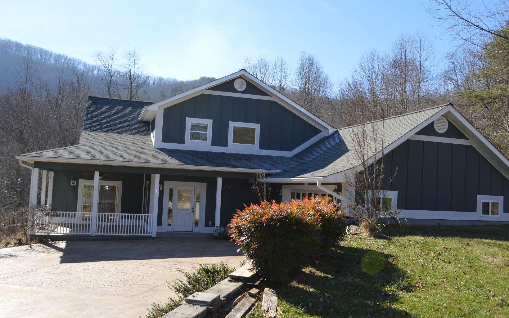 North Georgia Mountain Homes for Sale