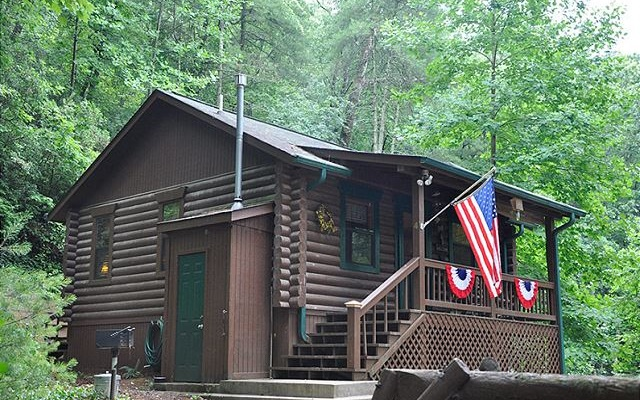 North Georgia Log Cabins For Sale