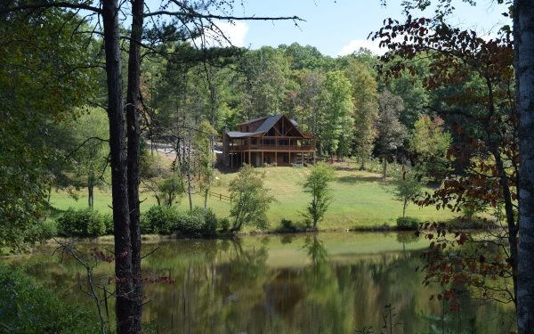 LT 39 RIDGE BROOK TRAIL, Morganton, GA 30560
