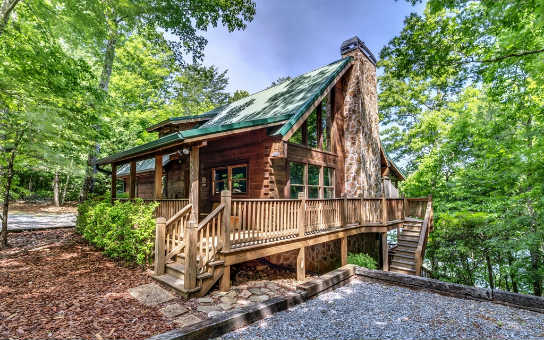 1287  FISH HOOK POINT, BLUE RIDGE, GA