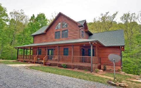 98  CREEK VIEW COURT, MORGANTON, GA