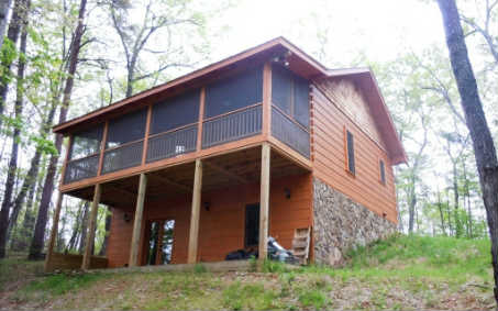 915  DAVENPORT MOUNTAIN R, BLUE RIDGE, GA