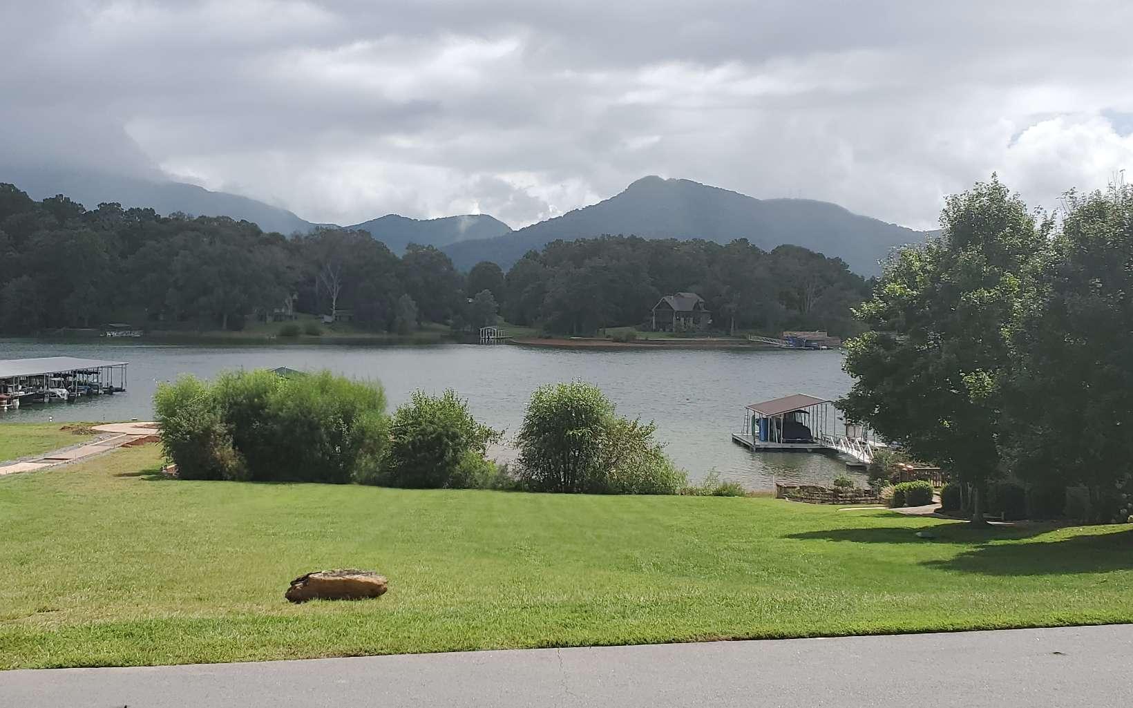 Lake Front Lot