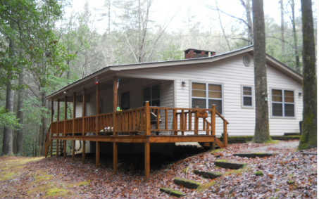 672  HELTON CREEK ROAD, BLAIRSVILLE, GA