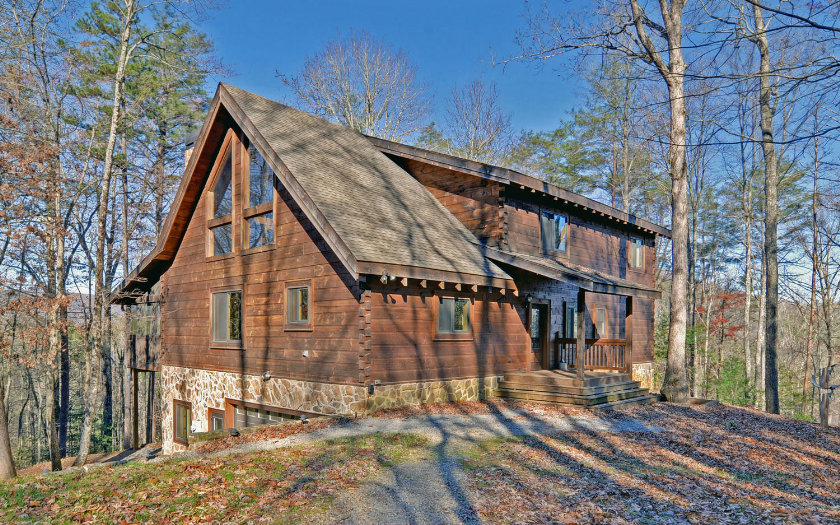 Blue ridge ga cabins for sale for Cabins for sale blue ridge mountains
