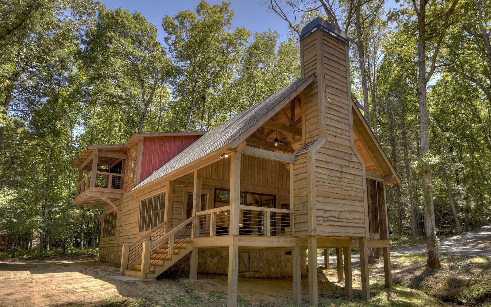 Mountain Homes and Cabins for sale in Blue Ridge, GA