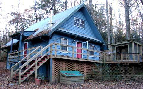 590  TURTLE RIDGE, ELLIJAY, GA
