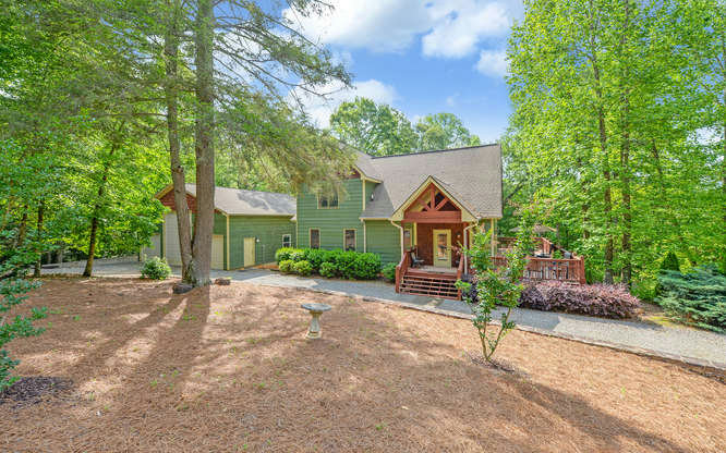 66 SHELTON SPRINGS DR., Hayesville, NC 28904