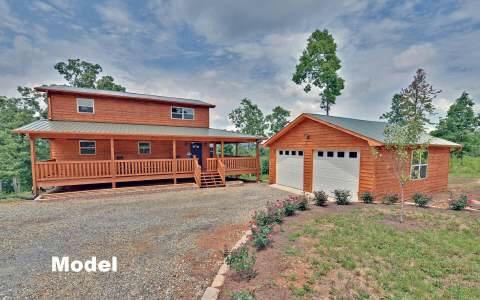 LT 3 HOME PLACE LANE, Blairsville, GA 30512