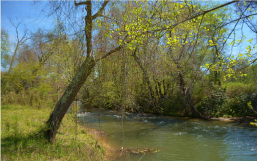 4.9AC  BIG CREEK RD., ELLIJAY, GA