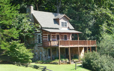 104  BLUE MOUNTAIN LANE, ELLIJAY, GA
