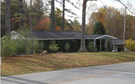 1643 JOHN SMITH ROAD, BLAIRSVILLE, GA