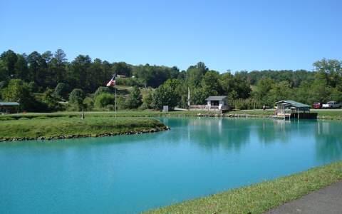 Lake Access Lot