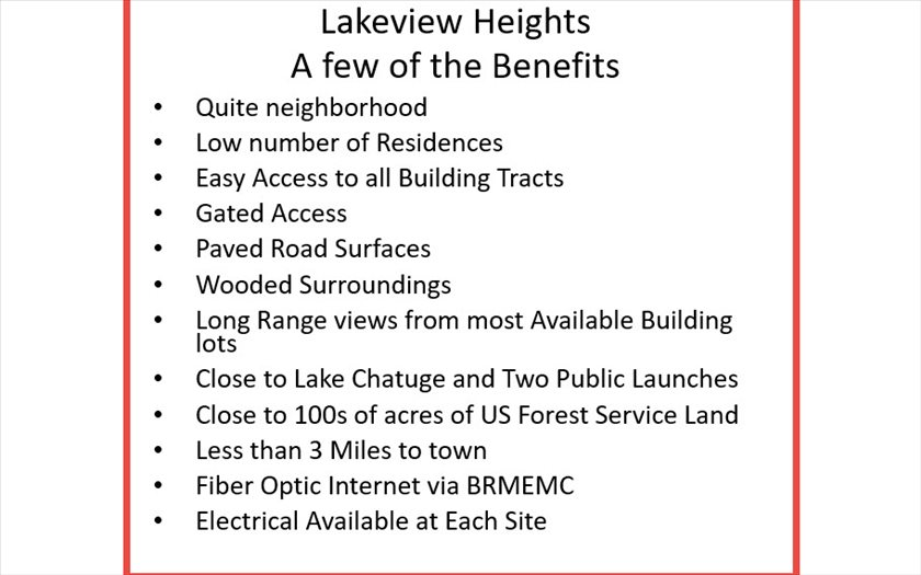 TR2  LAKEVIEW HEIGHTS