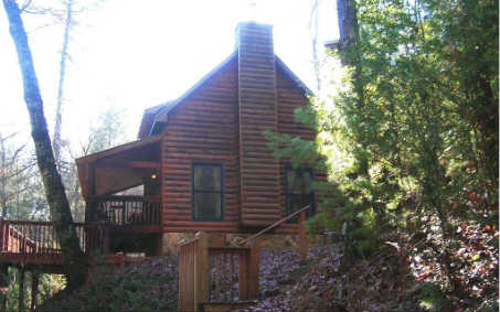 186  COZY VALLEY LANE, BLUE RIDGE, GA