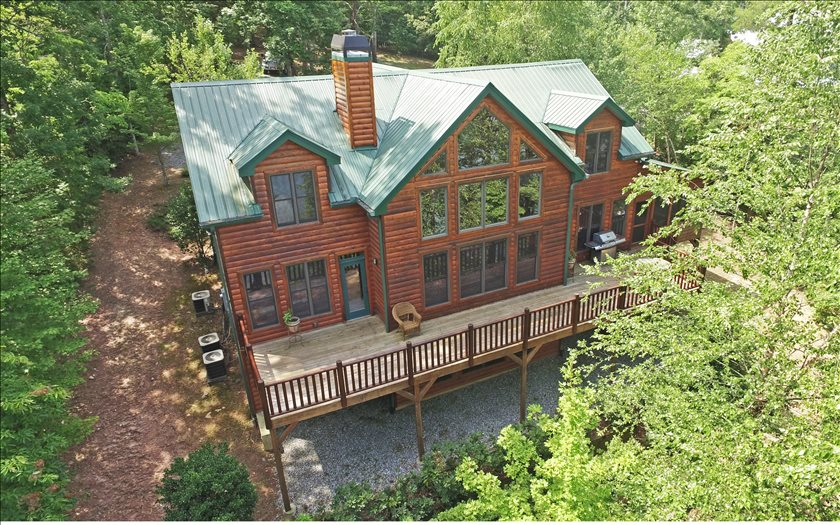 607 COZY COVE ROAD, Blairsville, GA 30512
