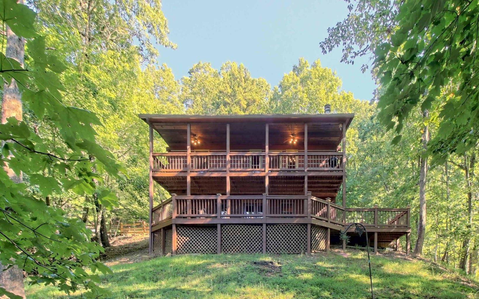 North Georgia Log Cabins for sale | North Georgia Mountain